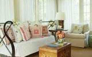 Преимущества плотных штор