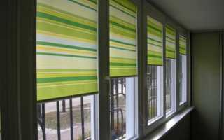 (Русский) Рулонные шторы – плюсы применения