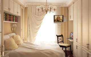 Как обустроить спальню: идеи оформления для небольшой спальни
