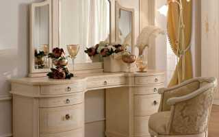 Столик в спальню – полезное и стильное дополнение интерьера