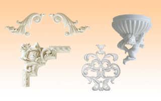 Интернет-магазин лепнины и декора