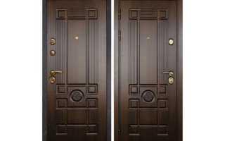 Особенности выбора металлических входных дверей
