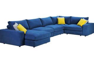 Мягкая мебель: может, б/у?