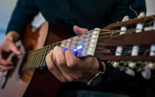 Обучение игре на гитаре: можно ли научиться в режиме онлайн?