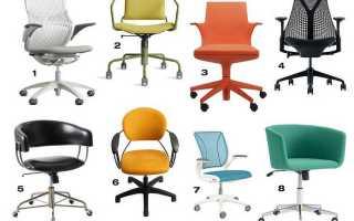 5 полезных советов по выбору офисного кресла