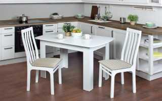 Выбор стола для вашей кухни