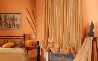 Французские шторы – роскошь и красота для вашего интерьера