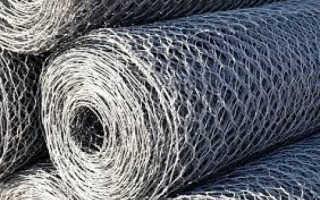 Металлическая сетка: использование в строительстве, основные преимущества