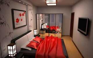Продумываем дизайн малогабаритной спальни (14 кв.м.)