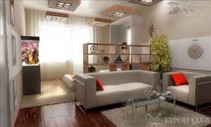 Спальня в однокомнатной квартире – советы по обустройству