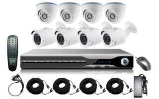Сколько стоит установить камеры видеонаблюдения?