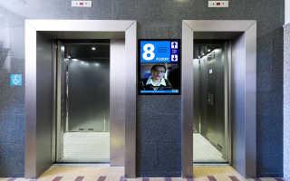 (Русский) Экраны в лифте: какие бывают, особенности конструкции и для чего нужны