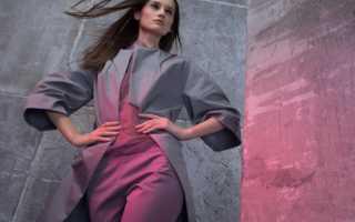 (Русский) Интернет – магазин дизайнерской одежды