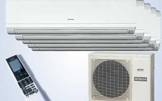 Сплит-системы Hitachi для установки дома и в офисе