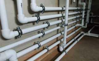 Полипропиленовые трубы для монтажа канализации в доме