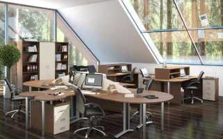 Что важно учитывать при покупке офисной мебели для персонала