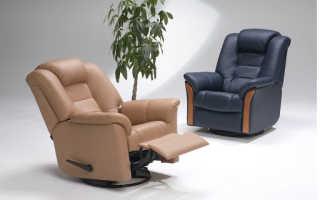 Преимущества кресла из экокожи