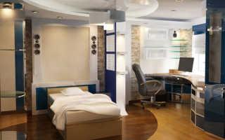 Спальня-кабинет: важные моменты