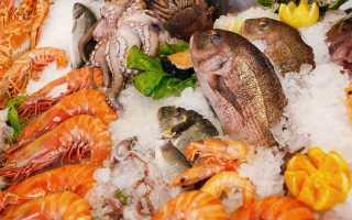 (Русский) Преимущества интернет-магазина морепродуктов