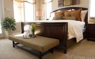 Спальни из дуба – красота и практичность
