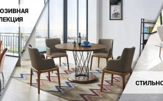Какой бывает элитная мебель