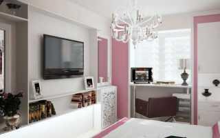 Спальня для девушки: оригинальные идеи