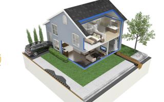 Готовые и эксклюзивные проекты домов из пеноблоков