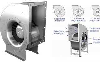 Как устроен и как работает осевой канальный вентилятор, его преимущества