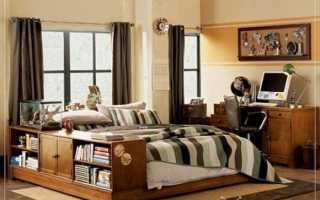 Спальня для подростка – варианты для девочек и для мальчиков