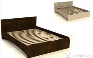 Кровати из мдф: недорого, но солидно